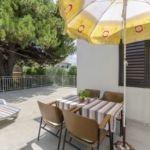 2-Zimmer-Apartment für 4 Personen mit Klimaanlage und Terasse