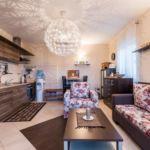Apartament cu aer conditionat cu vedere spre mare cu 2 camere pentru 4 pers. A-13872-a