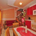 Légkondicionált erkélyes 4 fős apartman 1 hálótérrel A-13742-b