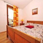 Apartman s klimatizací s balkónem pro 4 os. s 1 ložnicí A-13742-c