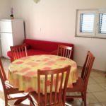 Apartament cu aer conditionat cu vedere spre mare cu 1 camera pentru 4 pers. A-13072-d
