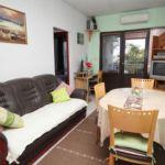 Apartman s klimatizací pro 6 os. se 3 ložnicemi s výhledem na moře A-9314-a