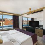 Romantik Panorama 1-Zimmer-Suite für 2 Personen