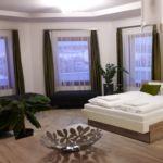 Panorámás Exclusive 6 fős apartman 3 hálótérrel