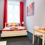 Apartament 4-osobowy z 2 sypialniami