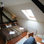 Attic Mansard Triple Room