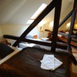 Attic Mansard Quadruple Room