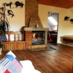 Exclusive apartman, 2 hálószobával, kandalló, executive szint (Mansard)