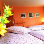 Signature apartman, 2 hálószobával, erkély, kilátással a dombra