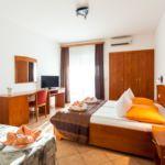 Standard soba sa francuskim krevetom (za 2 osoba(e))