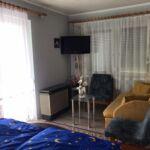 Apartament 2-osobowy z tarasem z panoramą z 1 pomieszczeniem sypialnianym