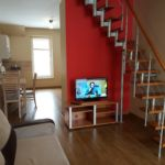 2-Zimmer-Apartment für 4 Personen mit Balkon und und Galerie