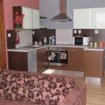 Apartament 5-osobowy Comfort z widokiem na góry z 2 pomieszczeniami sypialnianymi