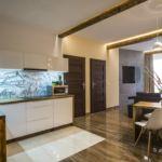 Penthouse Erdgeschosses 3-Zimmer-Apartment für 6 Personen