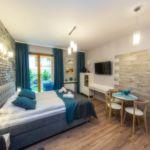 Studio Erdgeschosses 1-Zimmer-Apartment für 2 Personen