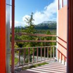 Pokoj s balkónem pro 4 os. s panoramou (s možností přistýlky)