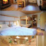Apartmán pre 10 os. s 3 spálňami v podkroví