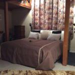 Galériás  légkondicionált franciaágyas szoba (pótágyazható)