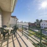 Apartman s klimatizací s terasou pro 4 os. s 1 ložnicí