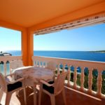 Pogled na more Sa terasom apartman za 3 osoba(e) sa 1 spavaće(om) sobe(om)
