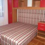 Apartament 4-osobowy z tarasem z widokiem na morze z 1 pomieszczeniem sypialnianym