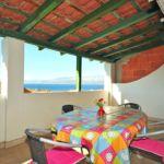 Apartman s klimatizací pro 7 os. se 3 ložnicemi s výhledem na moře