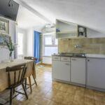 Apartman s klimatizací pro 3 os. s 1 ložnicí s výhledem na moře