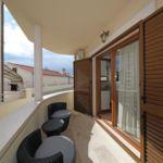 Erdgeschosses 1-Zimmer-Apartment für 3 Personen mit Klimaanlage