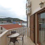 1-Zimmer-Apartment für 3 Personen mit Klimaanlage und Aussicht auf das Meer