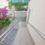 2-Zimmer-Apartment für 4 Personen mit Klimaanlage und Aussicht auf das Meer