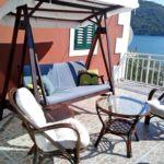 Apartament 6-osobowy z tarasem z widokiem na morze z 2 pomieszczeniami sypialnianymi
