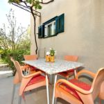Légkondicionált teraszos 4 fős apartman 2 hálótérrel