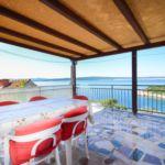 Apartament 6-osobowy z klimatyzacją z widokiem na morze z 3 pomieszczeniami sypialnianymi