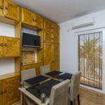 Tengerre néző légkondicionált 4 fős apartman 2 hálótérrel
