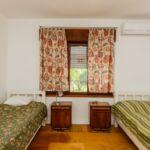 Apartman s klimatizací pro 2 os. s 1 ložnicí v přízemí