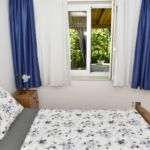 Ground Floor 1-Room Apartment for 2 Persons with Garden (extra beds available)