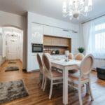 Apartament 6-osobowy na piętrze Lux z 3 pomieszczeniami sypialnianymi