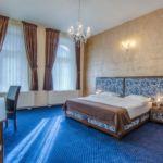 Camera twin deluxe cu panorama (se poate solicita pat suplimentar)