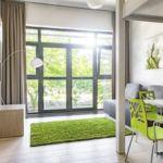 Apartament 4-osobowy Studio z antresolą z 1 pomieszczeniem sypialnianym