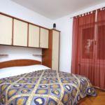 Apartament 2-osobowy z klimatyzacją z widokiem na morze z 1 pomieszczeniem sypialnianym A-4814-c
