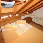 Légkondicionált teraszos franciaágyas szoba S-3034-f