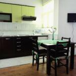 Apartament 2-osobowy z klimatyzacją z widokiem na morze z 1 pomieszczeniem sypialnianym AS-2812-f