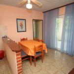 2-Zimmer-Apartment für 5 Personen mit Klimaanlage und Terasse A-4953-a