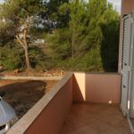 Apartman s klimatizací s terasou pro 3 os. s 1 ložnicí A-5860-c