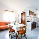 Tengerre néző légkondicionált 5 fős apartman 2 hálótérrel A-5749-b