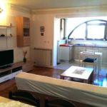 Apartament 6-osobowy z klimatyzacją z tarasem z 2 pomieszczeniami sypialnianymi A-7368-a