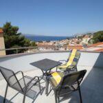 1-Zimmer-Apartment für 2 Personen mit Klimaanlage und Aussicht auf das Meer AS-6763-e