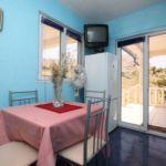 Apartman s klimatizací pro 4 os. se 2 ložnicemi s výhledem na moře A-6426-c