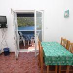 Apartament cu aer conditionat cu vedere spre mare cu 1 camera pentru 4 pers. A-8337-e