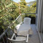 Apartament cu aer conditionat cu balcon cu 1 camera pentru 4 pers. A-8337-g